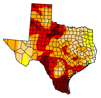Texas Drought