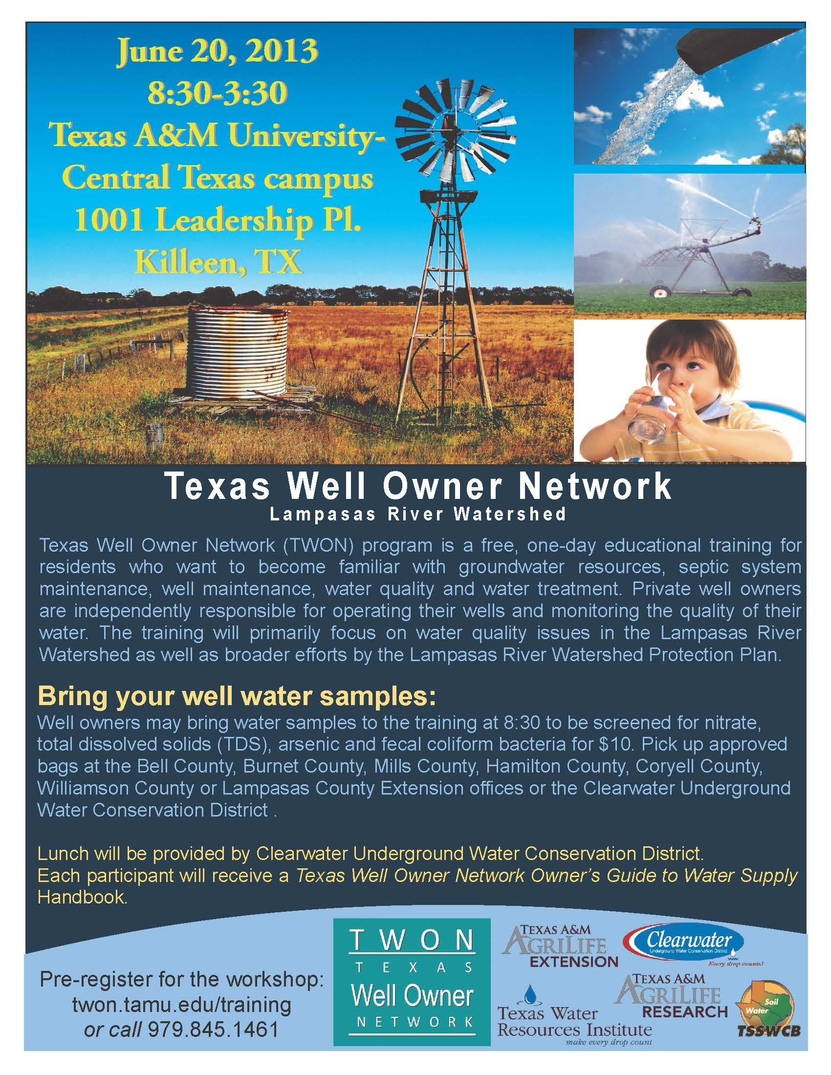 Texas Well Owner Network